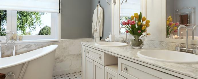 Photo salle bain classique art decophoto