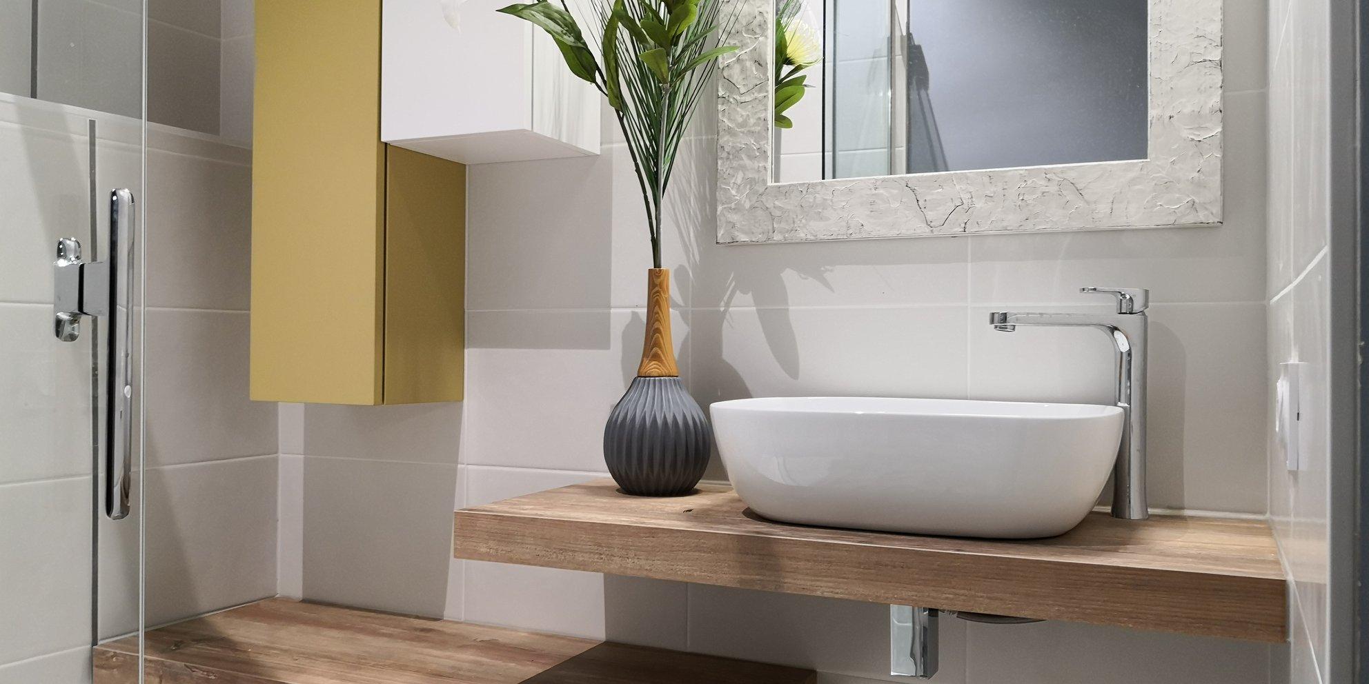 salle bain boheme chic mobilier vasque