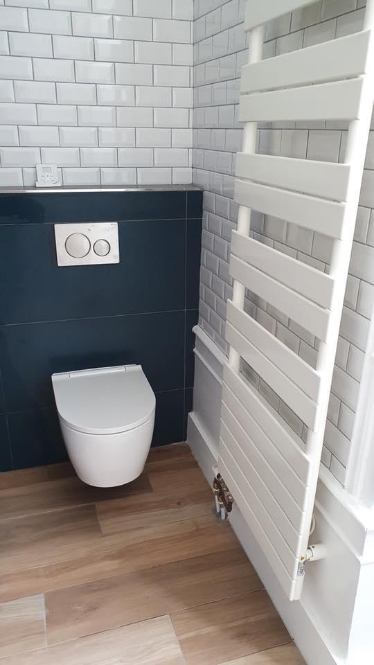 sanitaire wc industriel loft