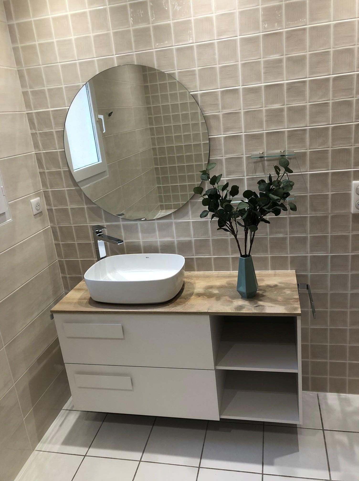 salle bain nature zen exotique