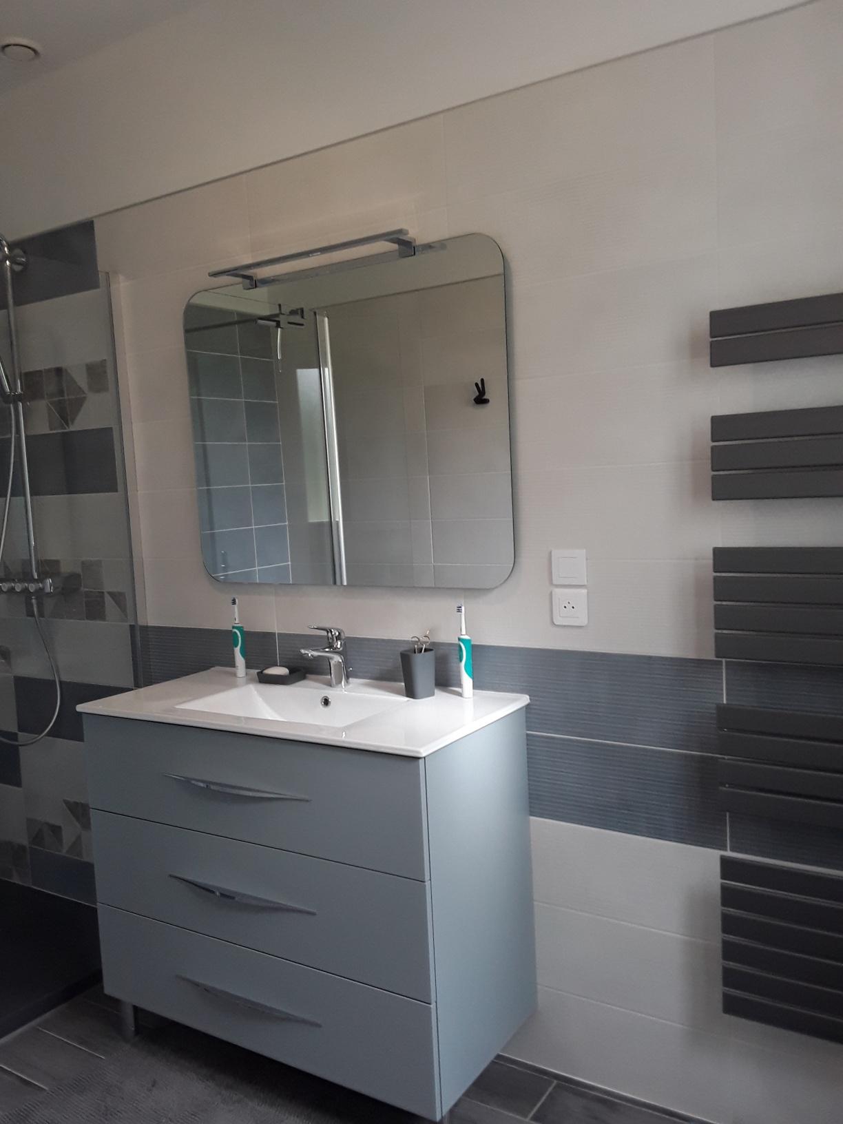 projet salle bain moderne fonctionnelle apres