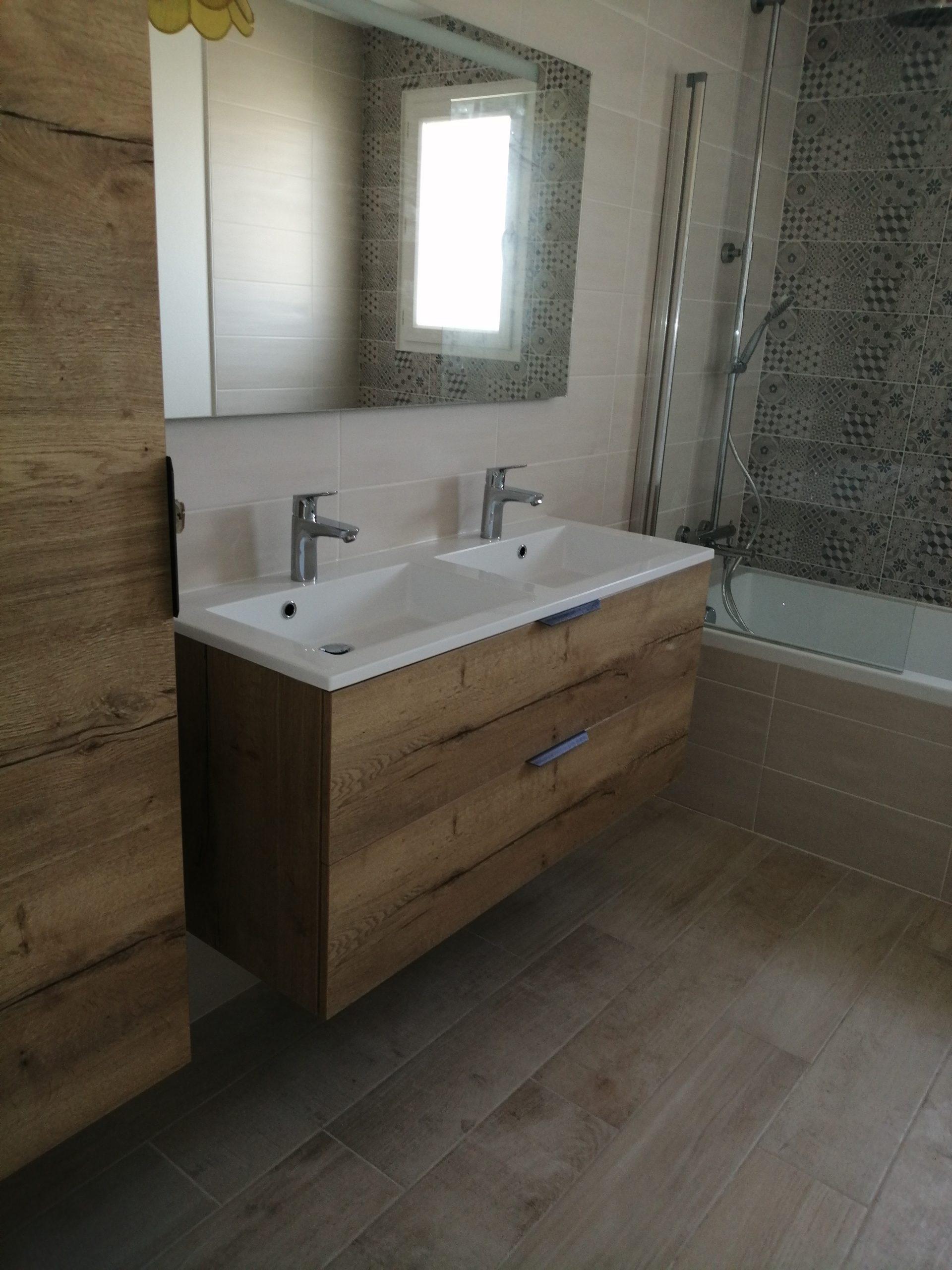 salle bain moderne scandinave vasque boissalle bain moderne scandinave vasque bois blanchet